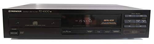 Pioneer PD- 4100 CD Spieler in schwarz