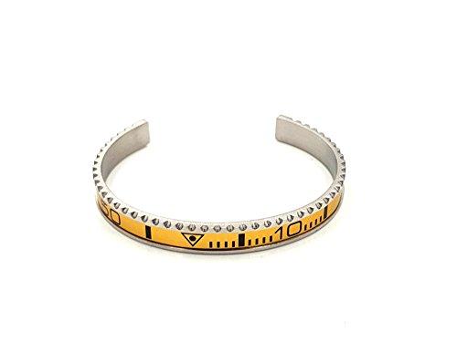 Chronometer Special zilver goud zwart zwart lunette submariner GMT armband bangle armband jacht zilver