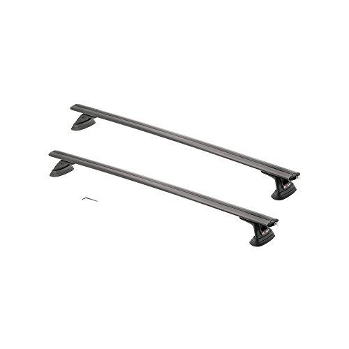 ROLA 59632 APE Series Two Bar Removable Mount Roof Rack for Ram ProMaster City Vans