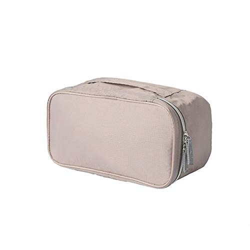 Organisers for Bra Underwear Foldable Bra Organiser Closet Dividers Storage Bag for Underwear, Bras, Socks, Travel Luggage Packing with Zipper