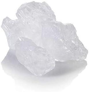 White Fitkari/White Alum -Nature Purify Alum Stone - (Crystal White Stone) 100gm Raw