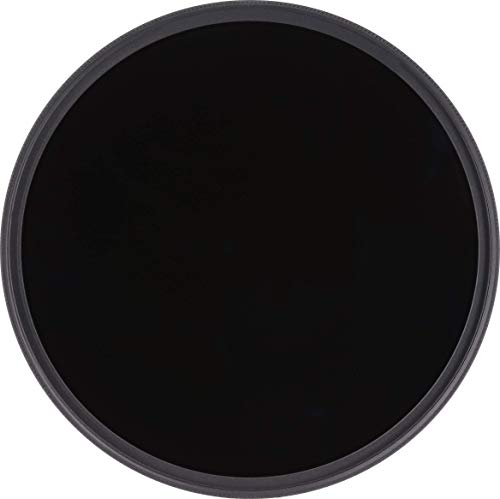 Rollei Extremium Round Filter ND1000 Stopper 82 mm - Filtro de densidad neutra con anillo de titanio de vidrio Gorilla con revestimiento especial - ND1000 (10 paradas / 3,0)