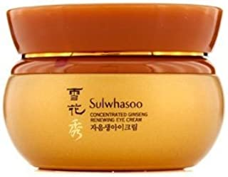 0. 8 oz : Sulwhasoo Concentrated Ginseng Renewing Eye Cream