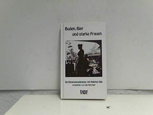 Buden, Bier und starke Frauen. Ein Rummelspaziergang mit Heinrich Zille.