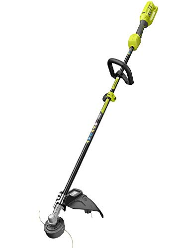 """Ryobi 40-Volt Baretool Lithium-Ion Cordless Expand-it Attachment Capable String Trimmer, 2019 Model RY40250 with 13-15"""" Cutting Swath, Li-Ion 40v (Battery and Charger Not Included)"""