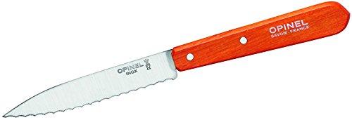 Herbertz 10ES254389ES10 Opinel - cuchillo de sierra pequeña número 113 (Naranja)
