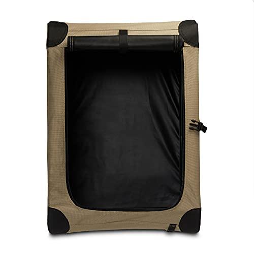 AmazonBasics – Hundekäfig, weich, faltbar, 66 cm - 3
