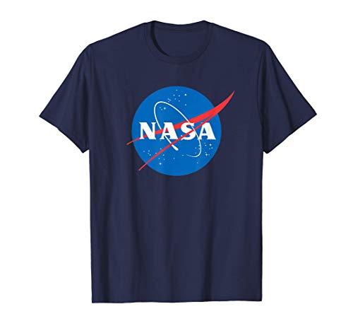 NASA Shirt, Meatball Logo Insignia Symbol Graphic Maglietta