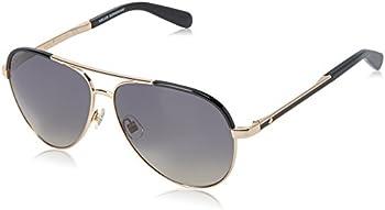 Kate Spade New York Women's 59 mm Amarissa Aviator Sunglasses
