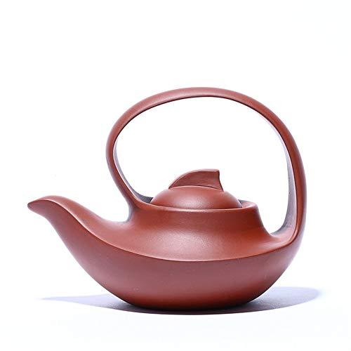 MADONG Tetera de Mineral de Bote de té Zhuni canción Ti Liang Olla de Kung Fu (Color : Zhu Mu)