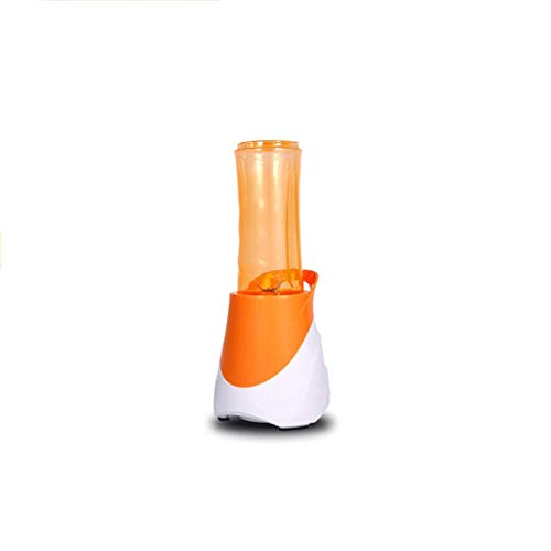 ECSWP Electric USB Juicer Blender Portable Juicer Cup 400ml Water Bottle Juicer Machine with 4 Blades