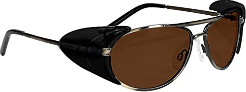 Laser Safety Glasses with IPL Brown Contrast Enhancement - Model 600 P