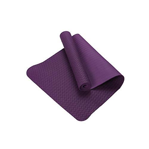 XITANG - Colchoneta de yoga para yoga, esterilla de gimnasia, antideslizante, alfombra de suelo para fitness y pilates (1 unidad)