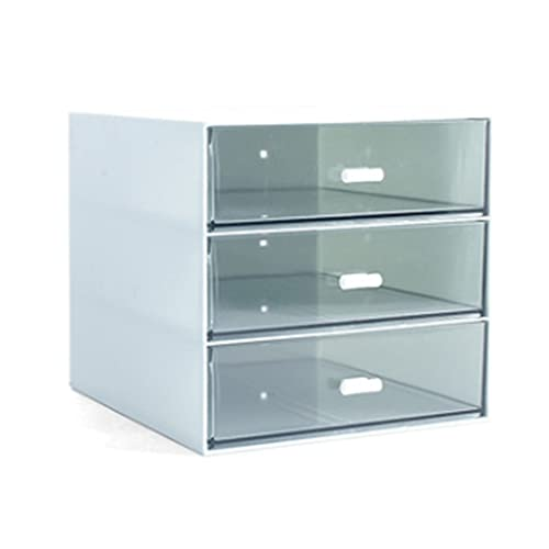 Skrivbordslåda förvaringsskåp kontor kosmetisk förvaringsskåp liten låda skrivbord student sovsal rack