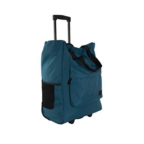 Rada RADA Daily Shopping Trolley 2 OneSize, Petrol
