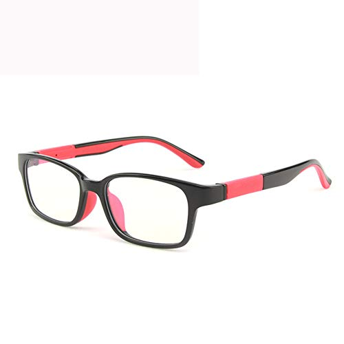 JXFS Gafas de protección contra los Rayos Azules para niños Gafas Protectoras antideslumbrantes Gafas de Ordenador Gafas de Juegos de Video para niños-1