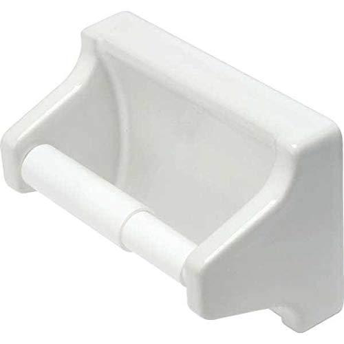 Top 10 best selling list for lenape white porcelain toilet paper holder concealed mount