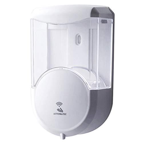 Distributore di Sapone Mani a Parete 600ml Schiuma di Sapone Intelligent Auto Lavaggio a Mano di induzione Macchina Touchless Bagno Cucina Foam Dispenser Dispenser di Sapone