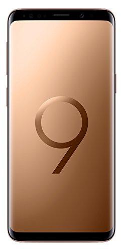 "Samsung Galaxy S9 Smartphone Oro/Sunrise Gold Display 5.8"" 64 GB"