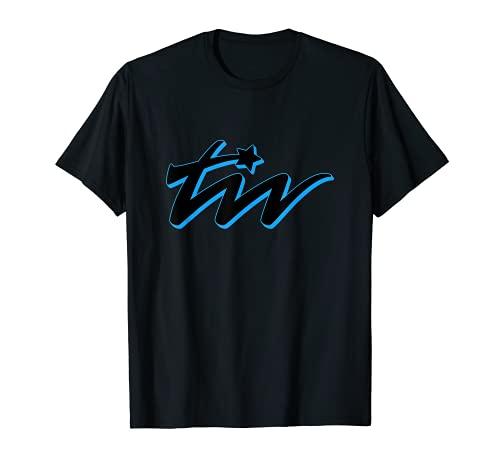 TMV SQUAD BLUE LOGO Equipo Multiverse Gaming Camiseta