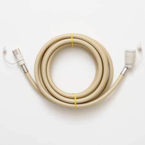 大阪ガス ガスコード(13A・LPガス兼用 長さ5m) 4-180-0051