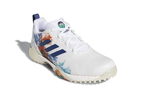 Adidas Codechaos Golfschuhe Herren, Weiß, 43 1/3
