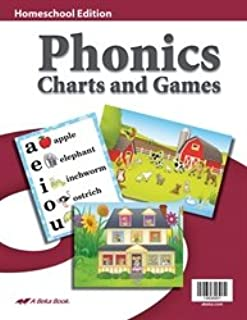 Best abeka phonics charts and games Reviews