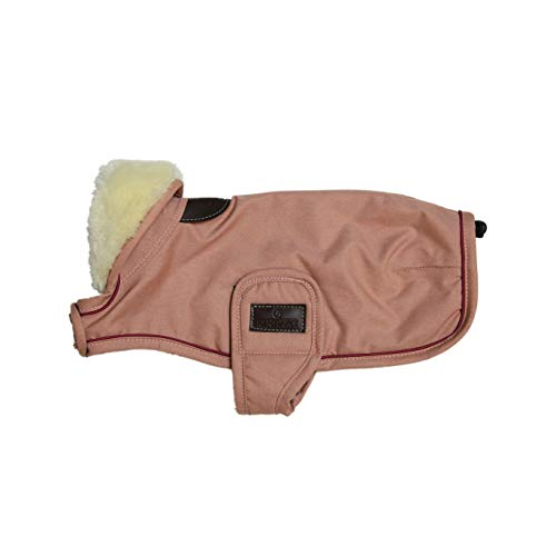 Kentucky Dogwear wasserfester Hundemantel, Größe:M, Farbe:Coral