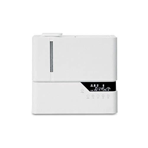 Humidificador Ultrasónico Humidificadores ultrasónicos de relleno superior, humidificador de aire inteligente de 5L silencioso con 3 niveles de niebla fresca ajustable, 13H Temporizador, modo de suspe