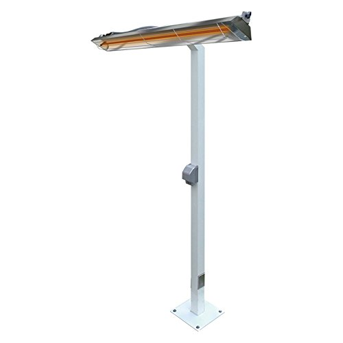 Amazing Deal Infratech 8 Ft. Pole Mount