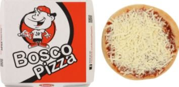 Bosco 7 inch Max 86% OFF Deep Dish Max 54% OFF Cheese 36 w Pizza of Box--Pack