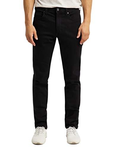 MUSTANG Herren Washington Slim Jeans, Schwarz (Schwarz 940), 33W 30L EU