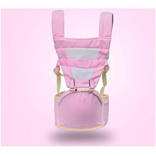 Kinderdrager, dubbele schouder-babydrager, kruk met rugleuning 1
