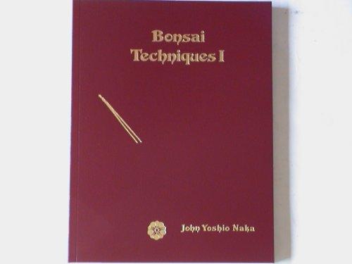 Bonsai techniques