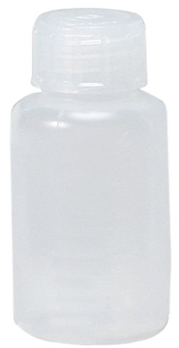 新潟精機 BeHAUS PPボトル細口ビン リング付 100ml PBT-100