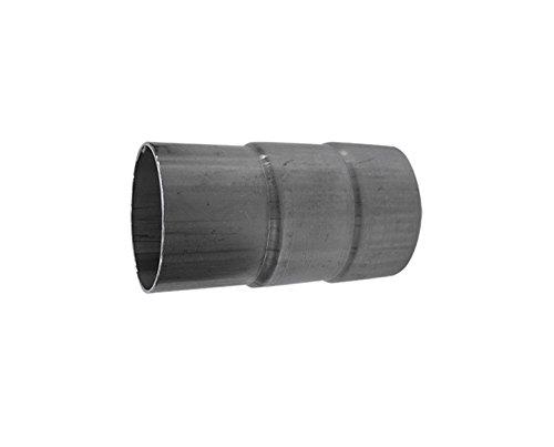 Reductor de tubo de escape de acero templado, tubo conector acoplador resistente sección 6RD