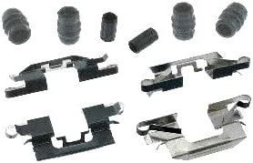 Challenge the lowest price Carlson Quality Brake Parts Disc Kit 13429Q 2021 new Hardware