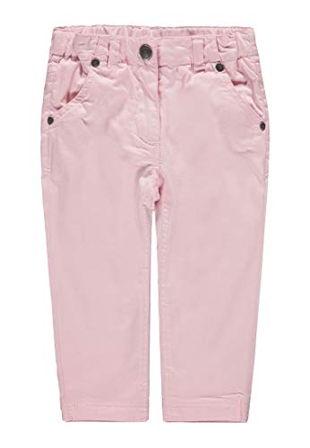 Bellybutton mother nature & me Baby-Mädchen Hose, Rosa (Lotus|Rose 2069), 68