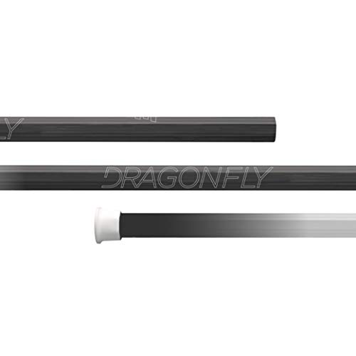 "Epoch Dragonfly Select 30"" Lacrosse Shaft, Carbon Black"