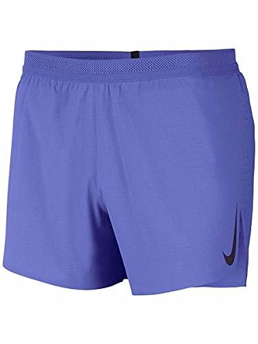Nike Men s Aero Swift 4   Running Shorts (Sapphire, Small)