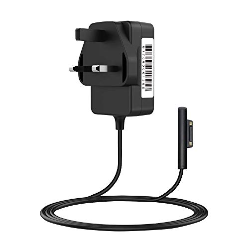 BERLS Replacement for Microsoft Surface Pro Charger, 15V 2.58A Tablet Power Supply Adapter for Surface Pro 3, Pro 4, Surface Go, Surface Pro 2017 I3 / I5 / I7 and More