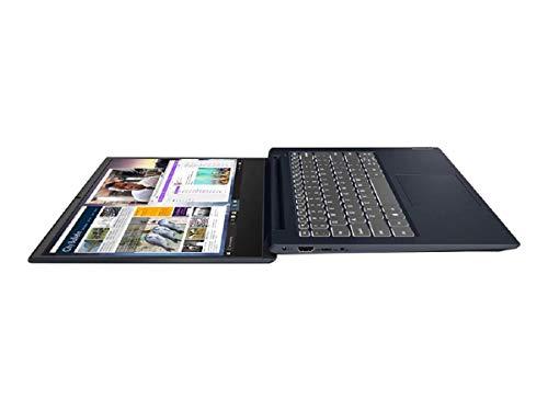 Lenovo IdeaPad S340 Blue Notebook 35.6 cm (14') 1920 x 1080 pixels 8th gen Intel Core i7 i7-8565U 8 GB DDR4-SDRAM 256 GB SSD IdeaPad S340, 8th gen Intel Core i7, 1.8 GHz, 35.6 cm (