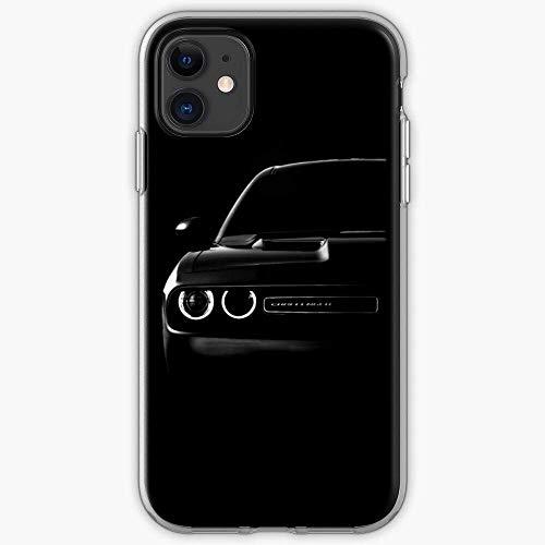 Compatible con iPhone Samsung Xiaomi Redmi Note 10 Pro/Note 9/8/9A Funda Hot Challenger Viper Dodge Muskle Rod Car Cajas del Teléfono Cover