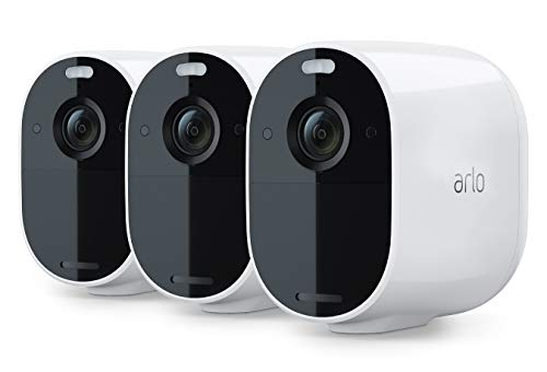 Arlo Essential Spotlight Camera - White