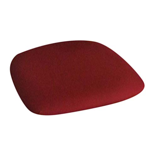 Amuzocity Stretch Stuhlkissen Sitzpolster Kissen Sitzkissen - Rot