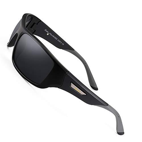 FUMKEN polarised Gafas de sol deportivas para hombres mujeres ciclismo escalada protección anti - deslumbrante uv400 tr90 marco irrompible