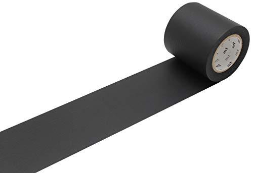 MT Casa 50 mm Basic Washi Masking Tape Masker Klebeband-schwarz matt