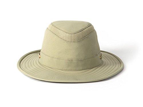 Tilley Mens Womens LTM6 Broad Brim Extra Ventilation Sun Protection Airflo Bucket Sun Hat