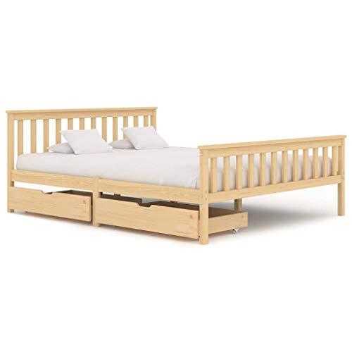 ikea bed met lades 160x200