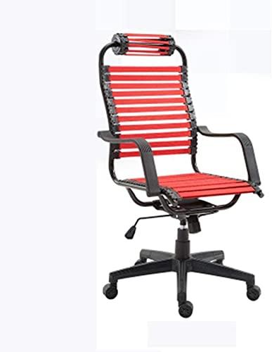 Drehstuhl Bürostuhl Gaming Stuhl Schreibtischstuhl, Computerstuhl Schreibtischstuhl Heben Rotation Haushalt Atmungsaktives Gummiband